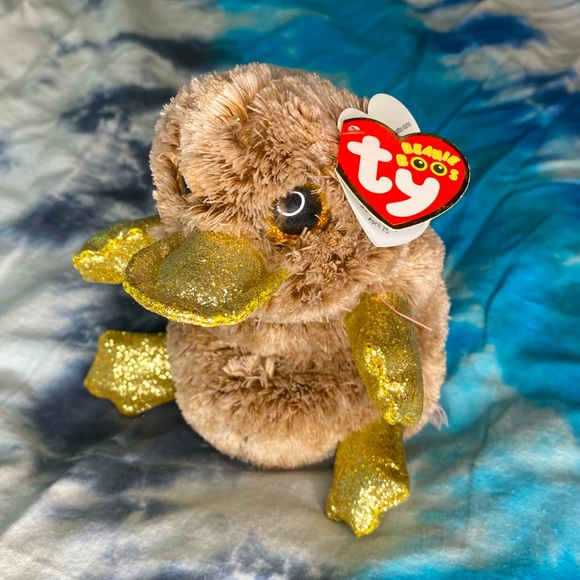 Perry the Platypus TY Beanie Baby